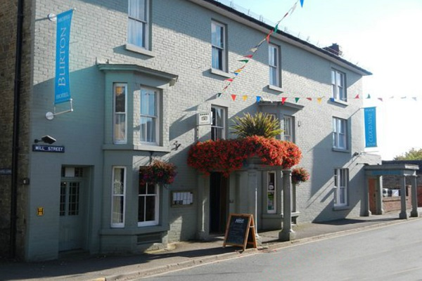 The Burton Hotel, Mill Street, Kington