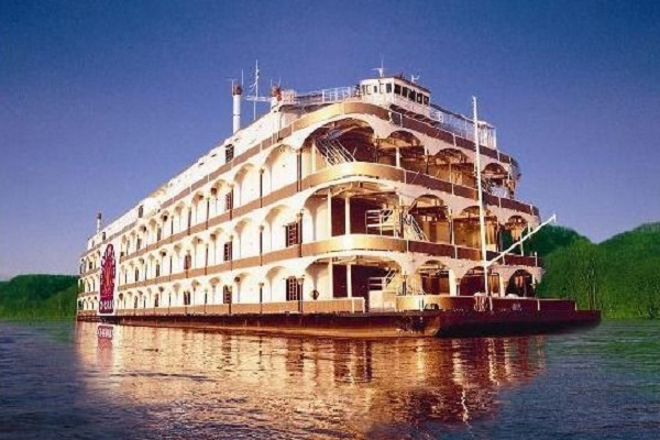 The Worlds Largest Riverboat Casino