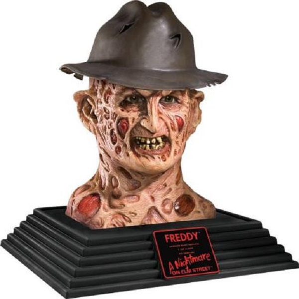 Nightmare on Elm Street Freddy Bust