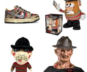 Ten of the Very Best Nightmare on Elm Street Gift Ideas