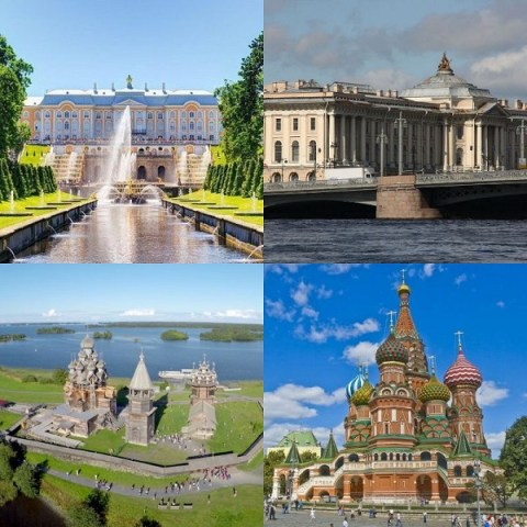 10 Best Tourist Destinations in Russia