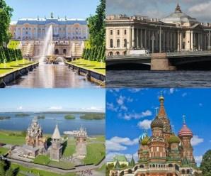10 Best Tourist Destinations in Russia