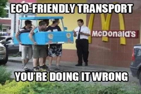 Ten Best Environmentally Friendly Ways to Commute To Work