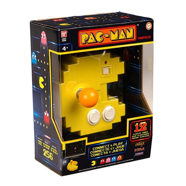Pac-Man Connect and Play Games Machine