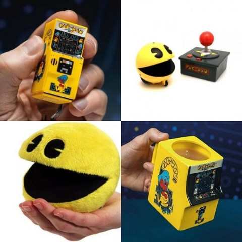 Ten Pac-Man Gift Ideas For Those Who Remember The Classic Games