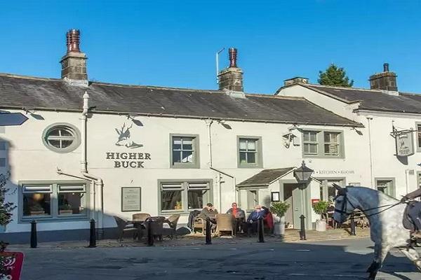 The Higher Buck, Waddington, Clitheroe
