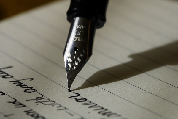 Consider a Travelling Letter