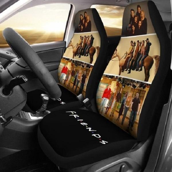 American Sitcom Friends - Car Seat Covers