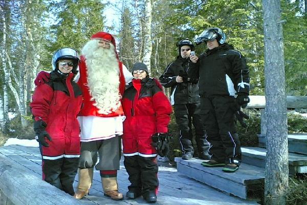Reasons to Visit Lapland in 2020 - Santa Claus