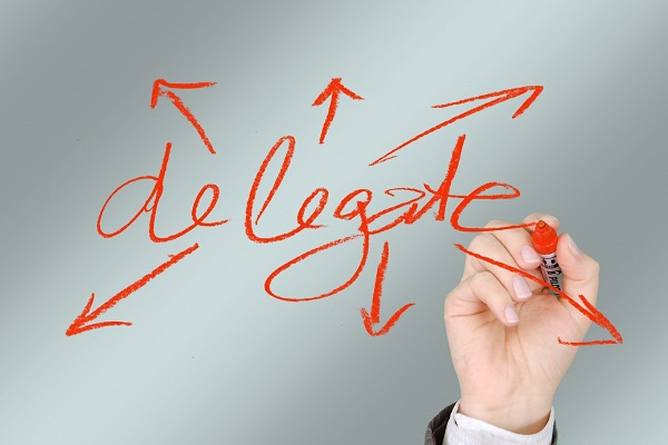 Organize Your Life - Learn to Delegate