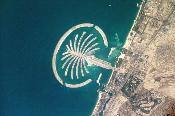 The Worlds Most Iconic Structures - Palm Island