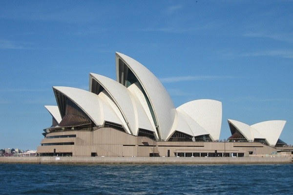 The Worlds Most Iconic Structures - Sydney Opera House