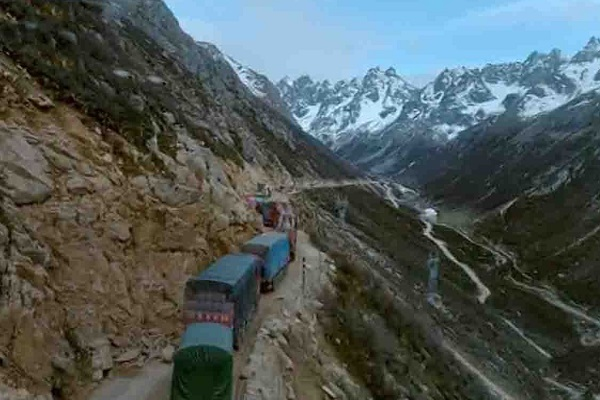 The Worlds Scariest Roads - The Sichuan Tibet Highway, China