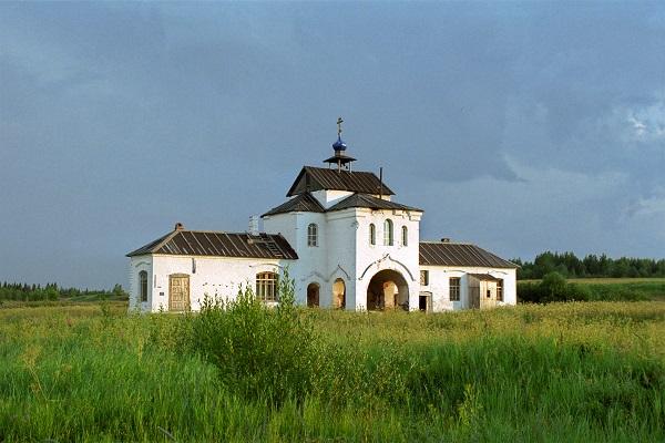 Kozheozersky Monastery