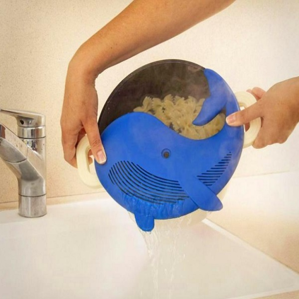 """Whale Gift Ideas - Whale Cooking Pot Strainer - <a href=""""https://www.amazon.com/s?k=whale&ref=nb_sb_noss_2"""" rel=""""noopener"""" target=""""_blank"""">BUY NOW ON AMAZON</a>"""
