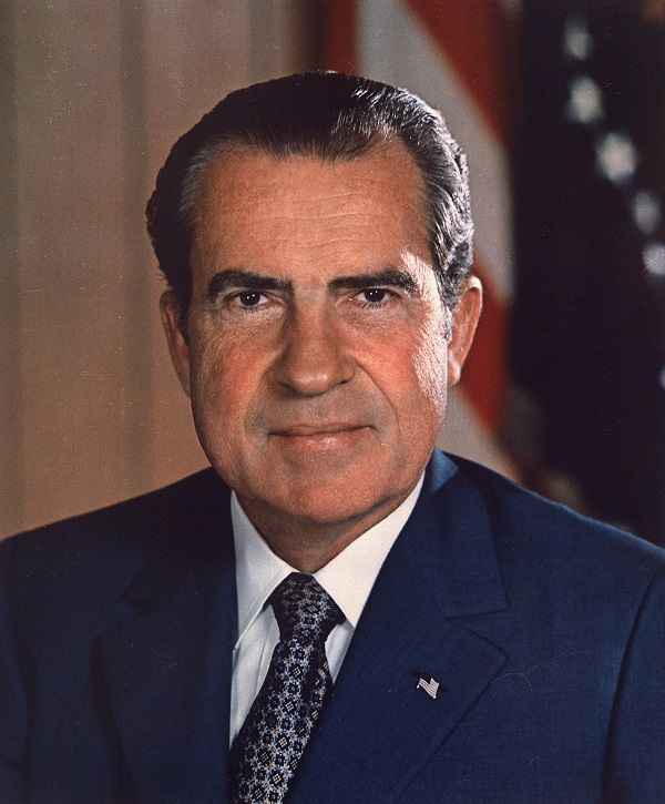 Biggest and Most Influential Gamblers Of All Time - Richard Nixon