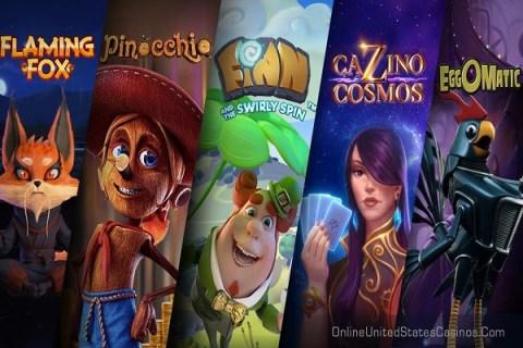 Top 10 3D Slots Online
