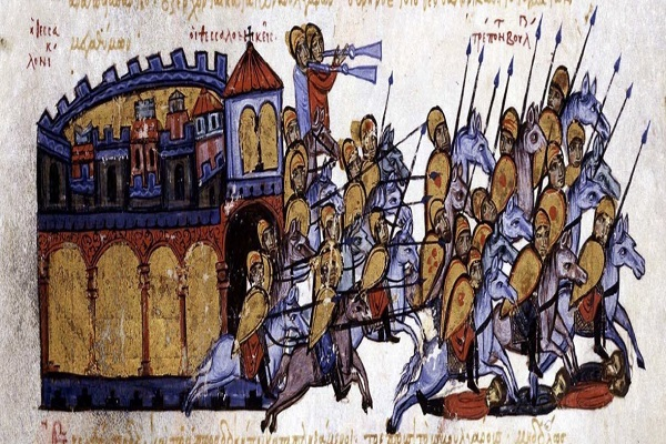 The Siege of Thessalonica