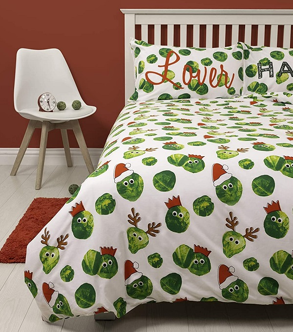Brussels Sprout Bedding