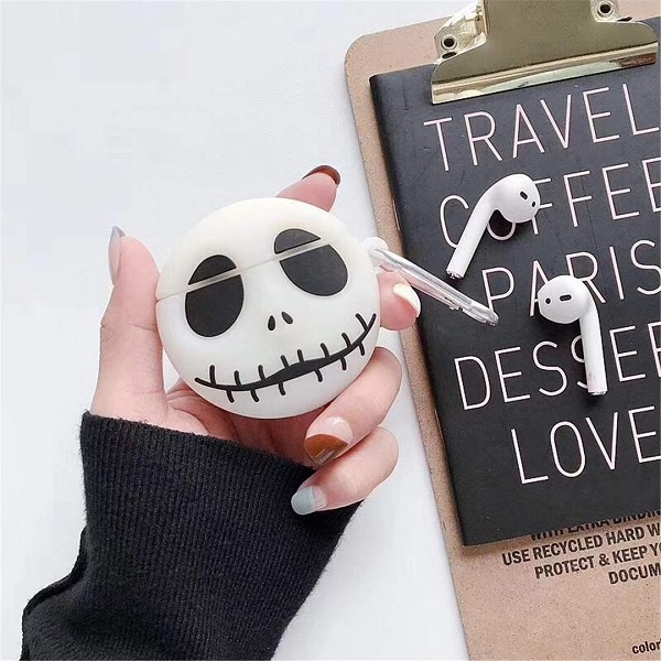 Jack Skellington AirPods Case