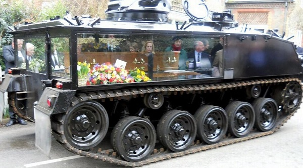 Tank Hearse