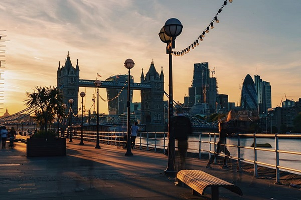 London is the perfect place for a gaming getaway