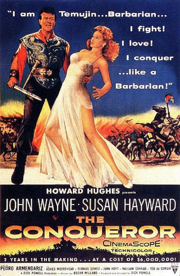 The Conqueror - 1956