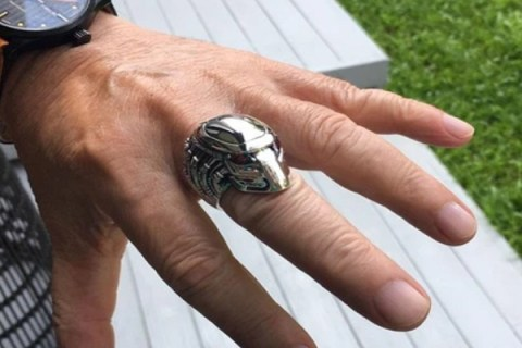Ten Amazing Silver Men's Rings For The Biker in Your Life
