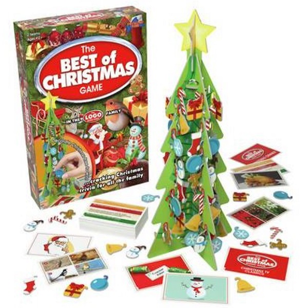 The Best of Christmas Game (The Logo Board Game)