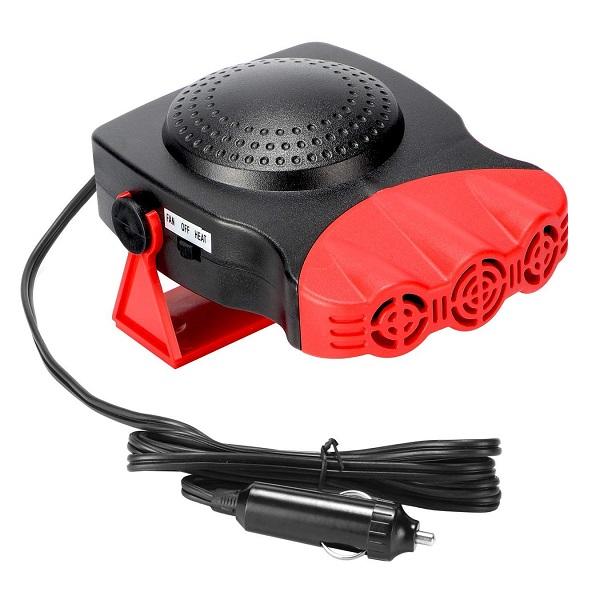 Use a Portable Car Heater