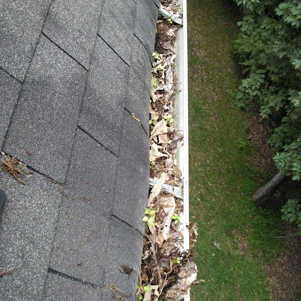 6. Clear Your Gutters