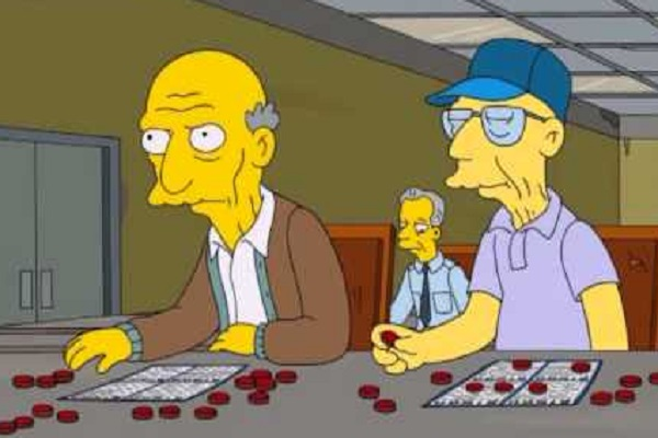 10. The Simpsons