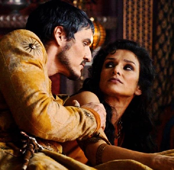 Ellaria And Oberyn