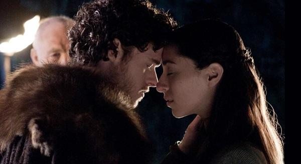 Robb Stark And Talisa