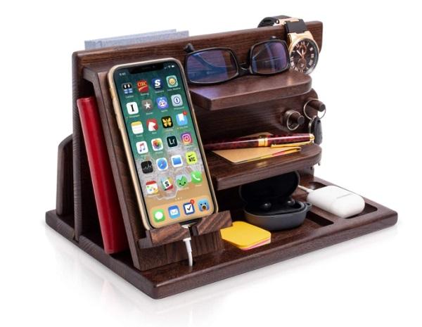 8. Multifunction Desk Organiser