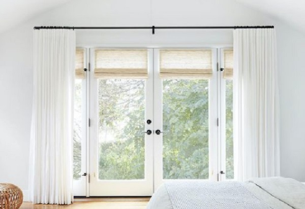 If you have French doors