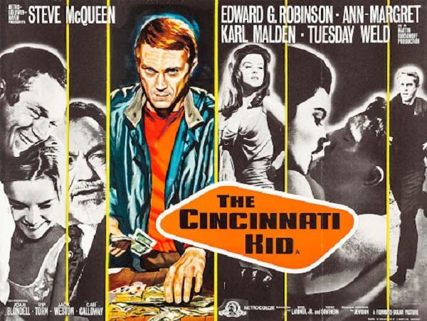 The Cincinnati Kid(1965)