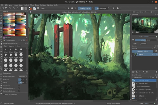 Ten Amazing Things You Can Do With Free Graphic Design Software
