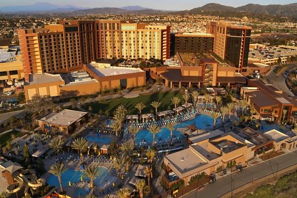 Pechanga Resort Casino, California