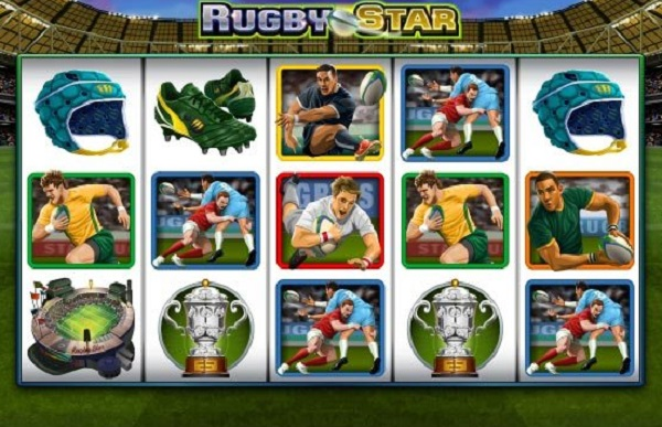 #8: Microgaming's Rugby Star