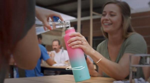 8. Ascent Water Bottle