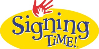 Signing Time Logo