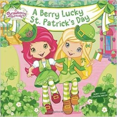 A Berry Lucky St Patrick's Day
