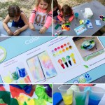 Green Kid Crafts Color Science Box
