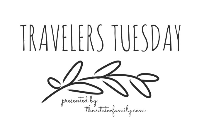 Travelers Tuesday