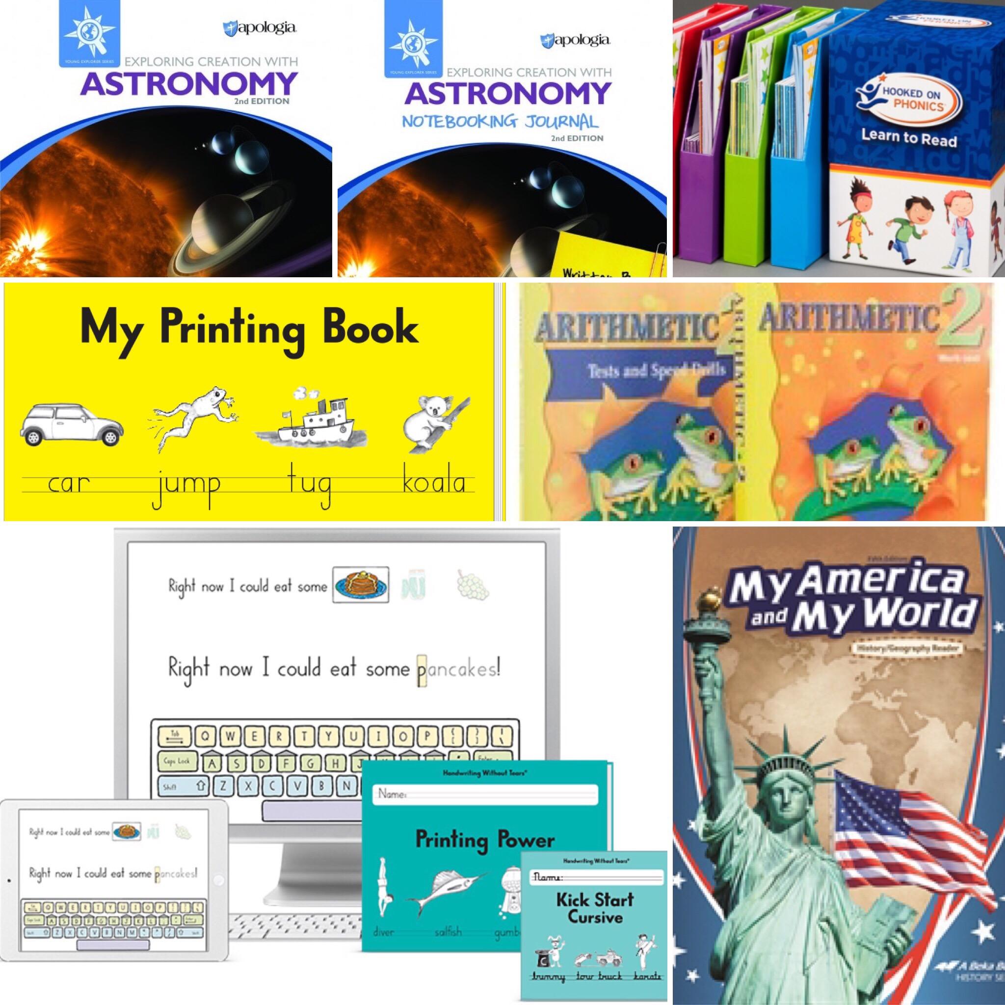 Homeschool Curriculum Choices 17
