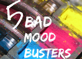 5 Bad Mood Busters