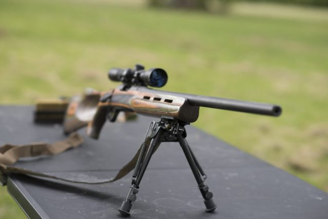 Gender Reveal Rifle