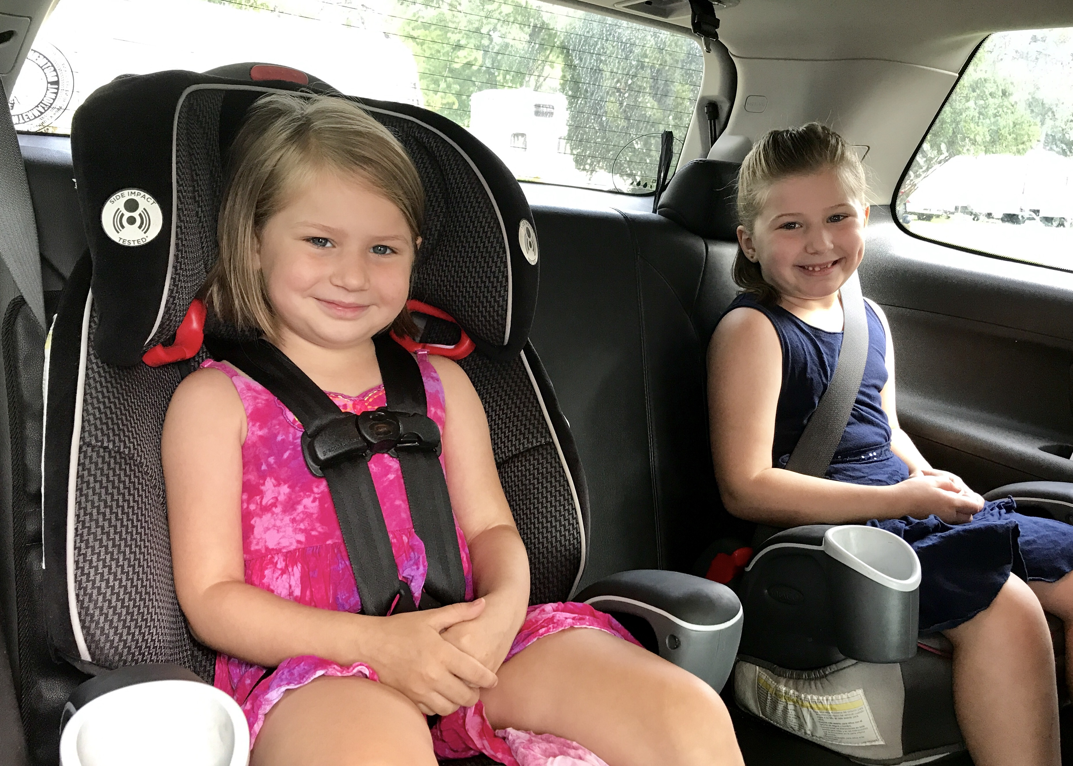 Choose the Right Car Seat (And Use It Properly)