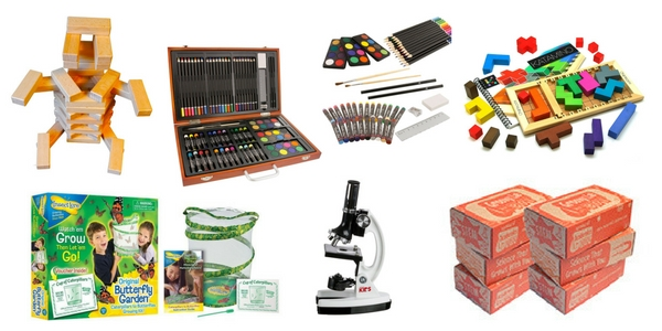 Top 18 Gifts for Homeschool Families